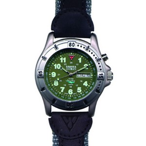 Outrider, Green EL Dial, Outrider Band