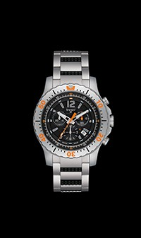Extreme Sport Chronograph Steel